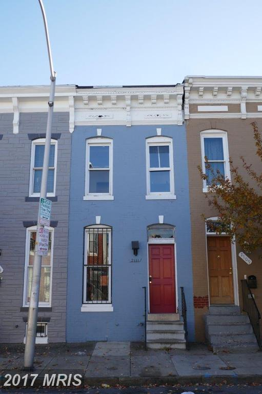 2111 Jefferson Street, Baltimore, MD 21205 (#BA10115192) :: Pearson Smith Realty