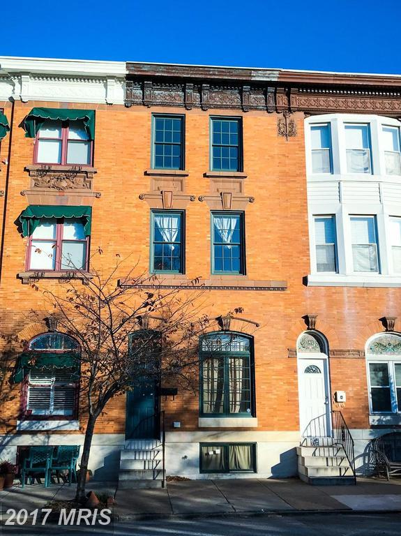 143 Linwood Avenue S, Baltimore, MD 21224 (#BA10116232) :: The Sebeck Team of RE/MAX Preferred