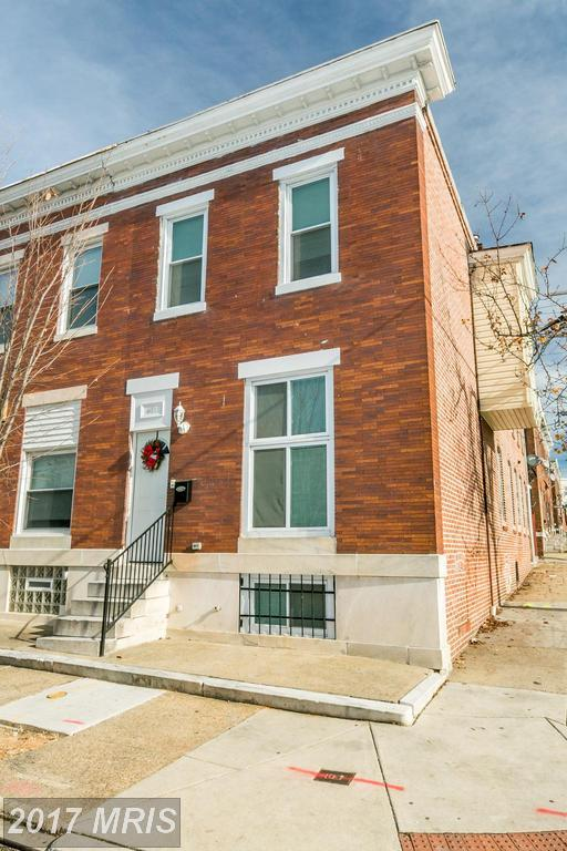 401 Kenwood Avenue, Baltimore, MD 21224 (#BA10116892) :: The Sebeck Team of RE/MAX Preferred