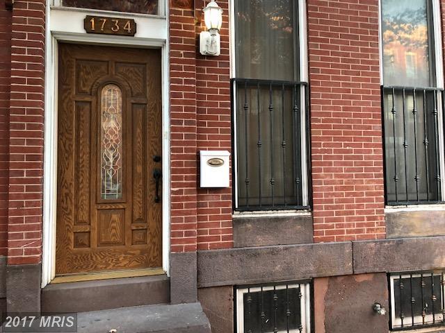 1734 Druid Hill Avenue, Baltimore, MD 21217 (#BA10117695) :: Pearson Smith Realty