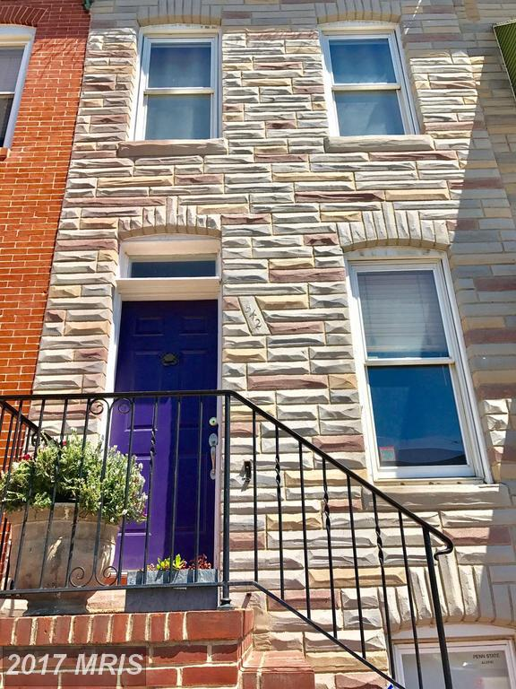 542 Fort Avenue, Baltimore, MD 21230 (#BA10118118) :: RE/MAX Advantage Realty