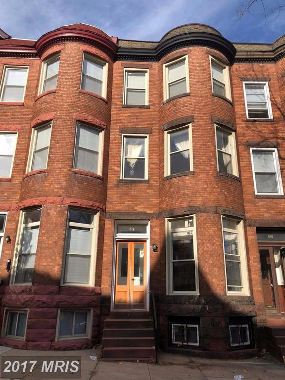 812 Newington Avenue, Baltimore, MD 21217 (#BA10118252) :: The Bob & Ronna Group
