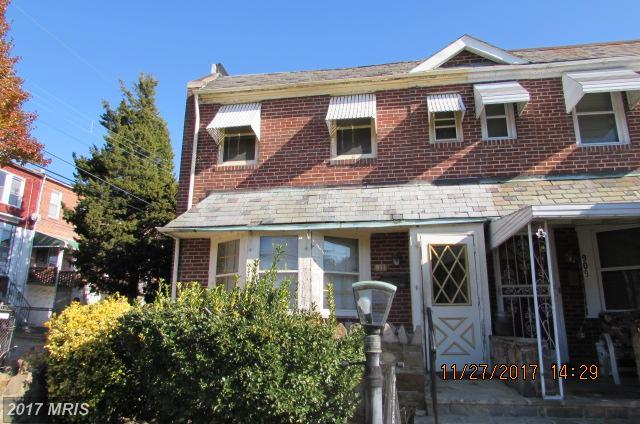 911 Warwick Avenue N, Baltimore, MD 21216 (#BA10118579) :: MidAtlantic Real Estate