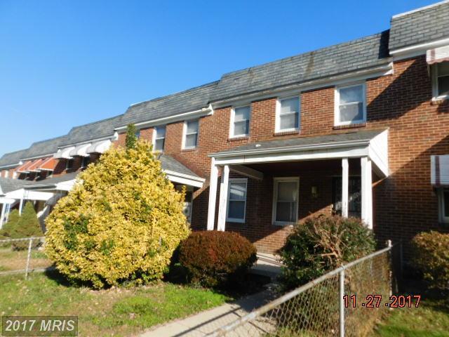 831 Mount Holly Street, Baltimore, MD 21229 (#BA10118623) :: MidAtlantic Real Estate