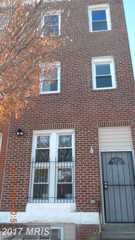 2468 Greenmount Avenue, Baltimore, MD 21218 (#BA10118705) :: The Gus Anthony Team