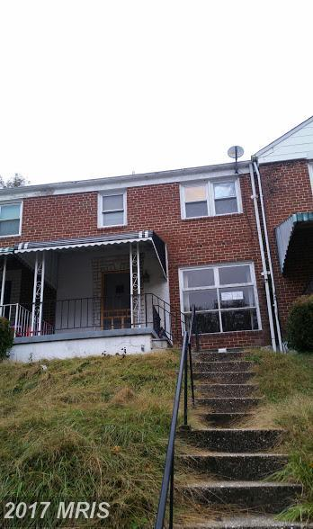 844 Reverdy Road, Baltimore, MD 21212 (#BA10118845) :: Pearson Smith Realty