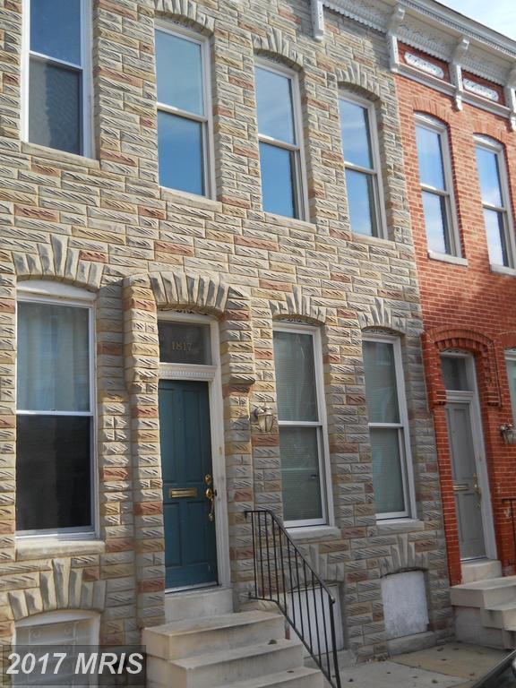 1817 Druid Hill Avenue, Baltimore, MD 21217 (#BA10118878) :: Pearson Smith Realty