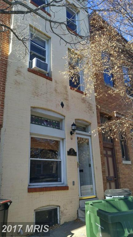 226 Wolfe Street S, Baltimore, MD 21231 (#BA10119171) :: The Sebeck Team of RE/MAX Preferred