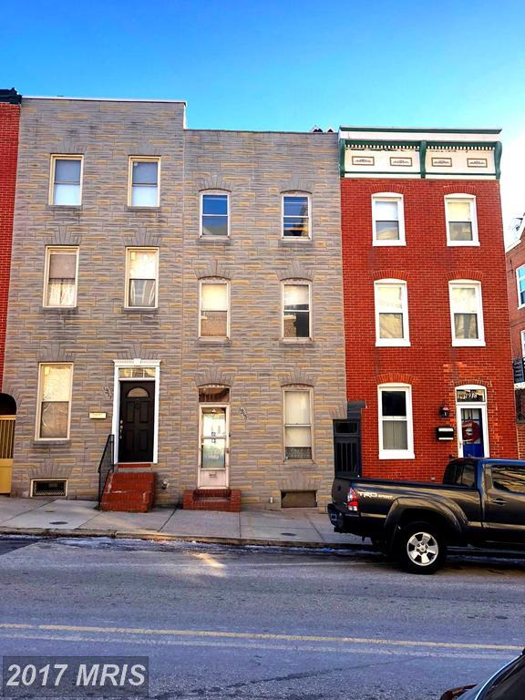 1915 Lombard Street, Baltimore, MD 21231 (#BA10119604) :: The Sebeck Team of RE/MAX Preferred