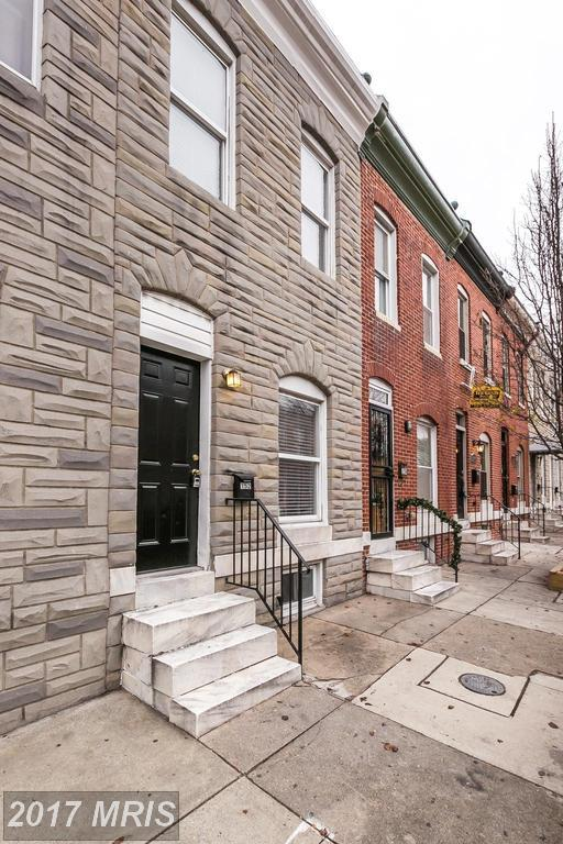 152 Decker Avenue, Baltimore, MD 21224 (#BA10119930) :: The Sebeck Team of RE/MAX Preferred