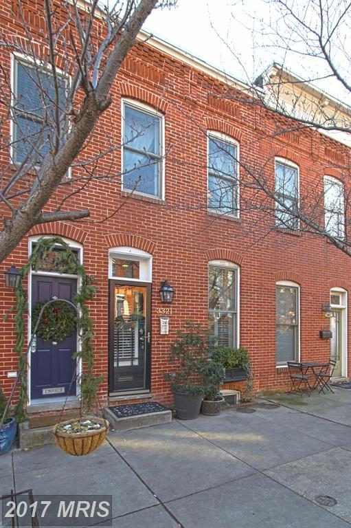 3321 Hudson Street, Baltimore, MD 21224 (#BA10119951) :: The Sebeck Team of RE/MAX Preferred