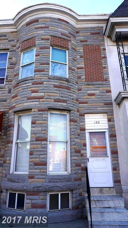 132 Highland Avenue, Baltimore, MD 21224 (#BA10120431) :: RE/MAX Cornerstone Realty