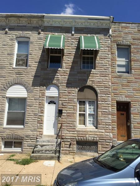 1604 E Federal Street, Baltimore, MD 21213 (#BA10120705) :: Pearson Smith Realty