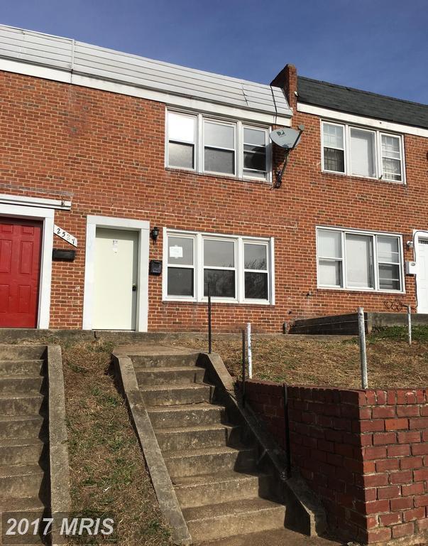 2529 Southdene Avenue, Baltimore, MD 21230 (#BA10120709) :: The Sebeck Team of RE/MAX Preferred