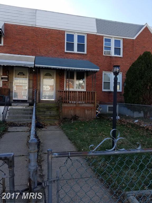 2040 Harman Avenue, Baltimore, MD 21230 (#BA10122440) :: Pearson Smith Realty