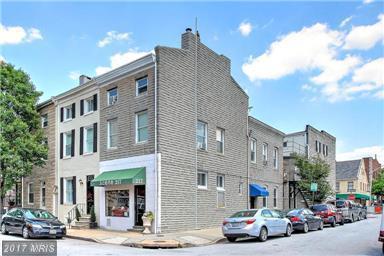 217 Albemarle Street, Baltimore, MD 21202 (#BA10124722) :: Pearson Smith Realty