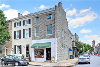 217 Albemarle Street, Baltimore, MD 21202 (#BA10124850) :: Pearson Smith Realty