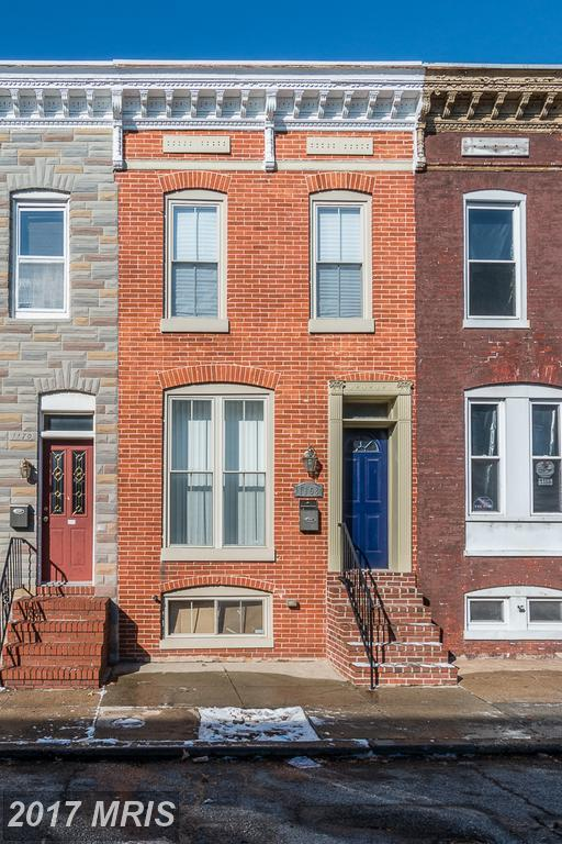 1168 Cleveland Street, Baltimore, MD 21230 (#BA10124979) :: Pearson Smith Realty
