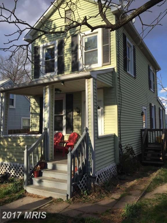 1807 Letitia Avenue, Baltimore, MD 21230 (#BA10125359) :: Pearson Smith Realty