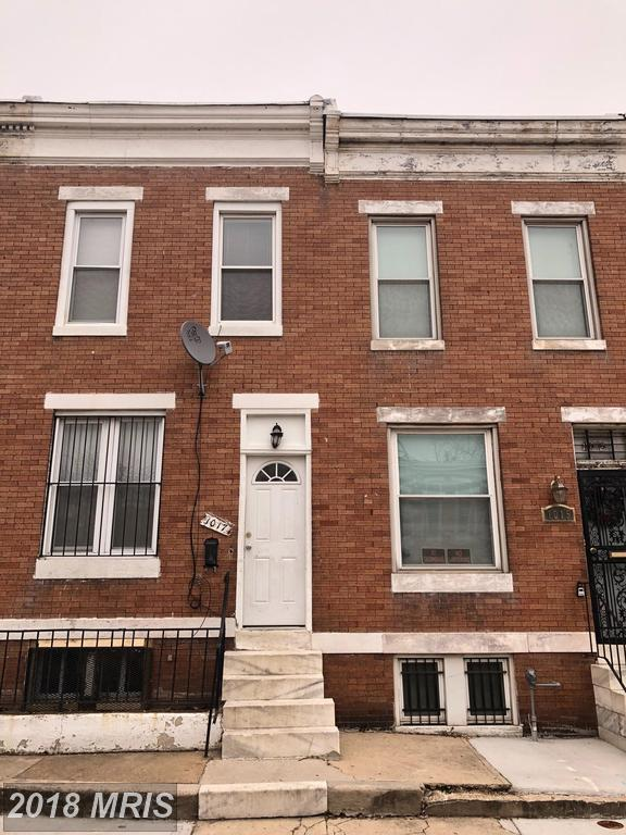 1017 Payson Street, Baltimore, MD 21217 (#BA10127303) :: Pearson Smith Realty