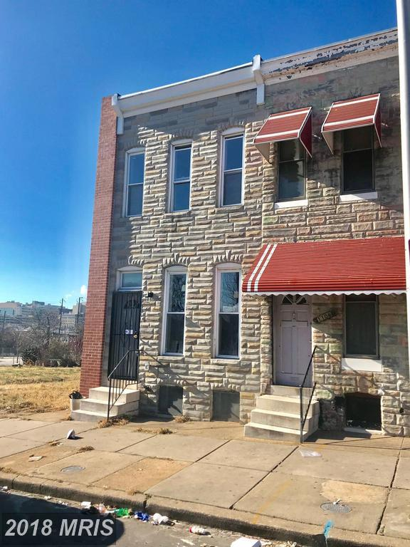 1104 Montford Avenue, Baltimore, MD 21213 (#BA10127945) :: Pearson Smith Realty