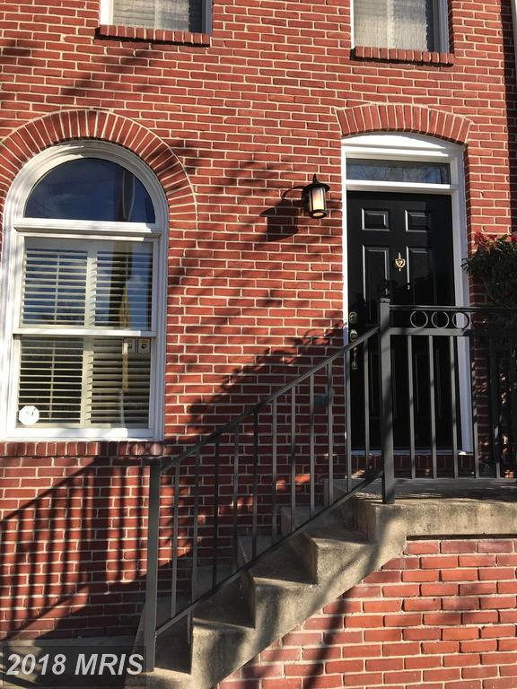 819 S. Hanover Street, Baltimore, MD 21230 (#BA10130219) :: RE/MAX Cornerstone Realty