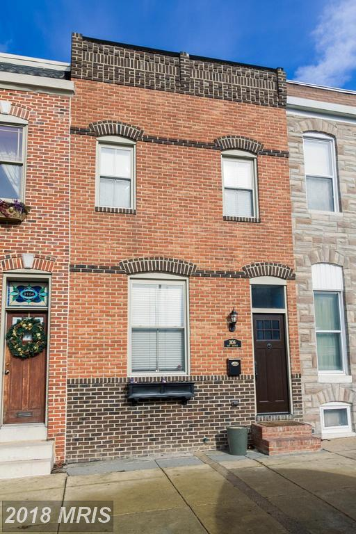 3106 Fait Avenue, Baltimore, MD 21224 (#BA10131423) :: Pearson Smith Realty