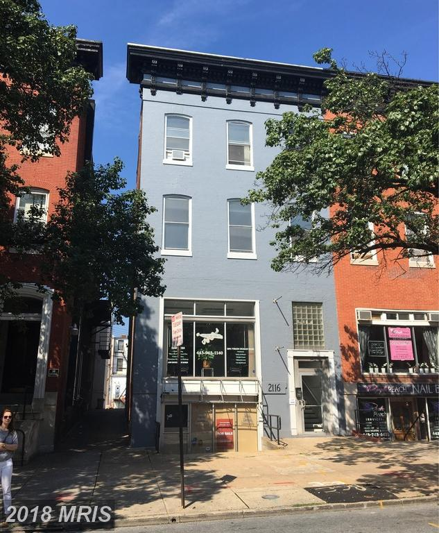 2116 Charles Street, Baltimore, MD 21218 (#BA10131613) :: Pearson Smith Realty