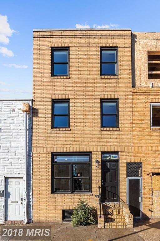 524 S Washington Street, Baltimore, MD 21231 (#BA10132524) :: Pearson Smith Realty