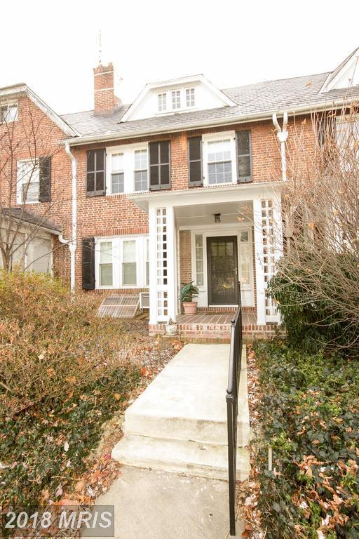 3441 Guilford Terrace, Baltimore, MD 21218 (#BA10132675) :: Pearson Smith Realty