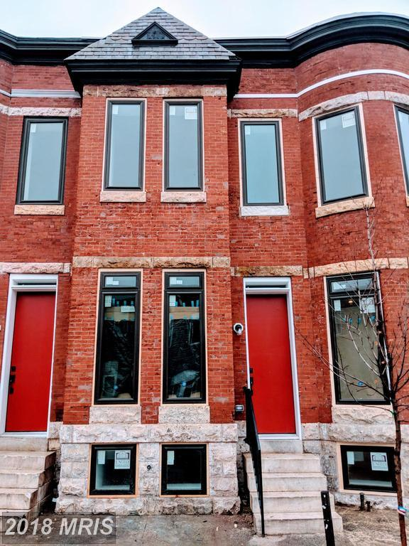 724 Patterson Park Avenue N, Baltimore, MD 21205 (#BA10133839) :: The MD Home Team