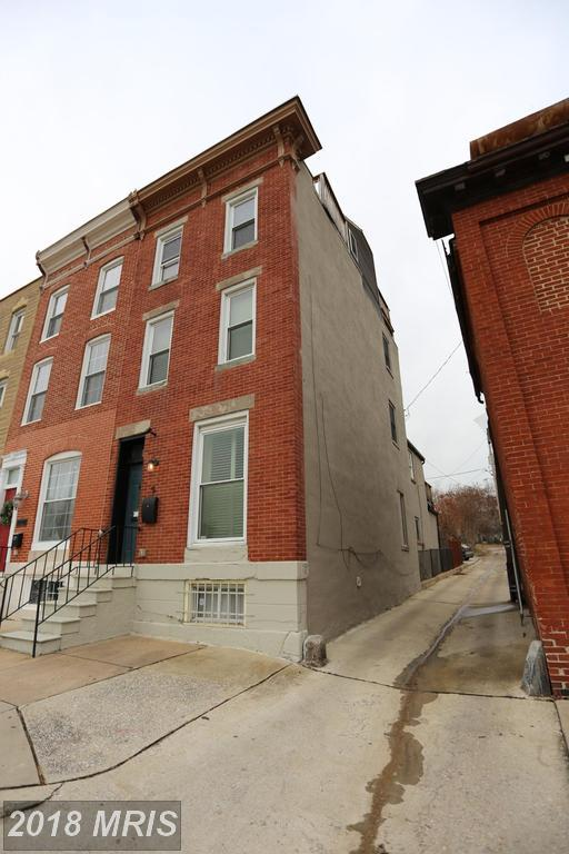 5 Washington Street N, Baltimore, MD 21231 (#BA10134352) :: SURE Sales Group