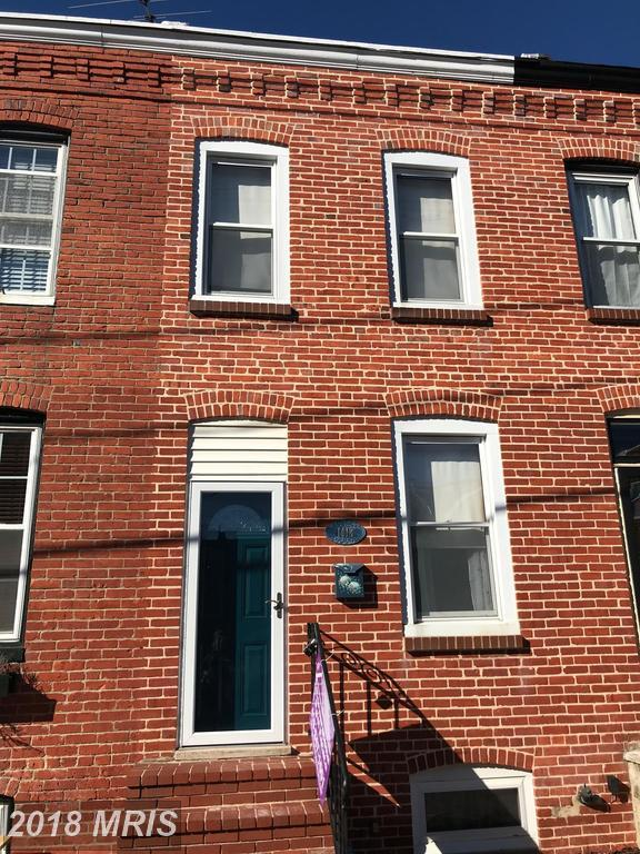 1418 Haubert Street, Baltimore, MD 21230 (#BA10134724) :: The Dailey Group