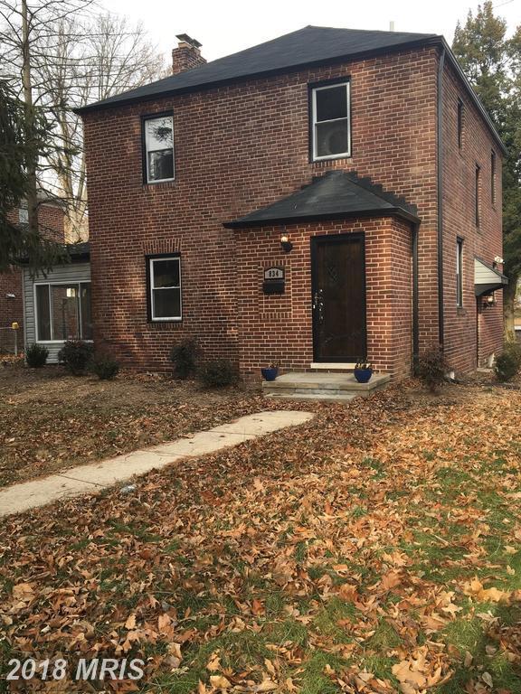 834 Belvedere Avenue, Baltimore, MD 21212 (#BA10134747) :: Pearson Smith Realty