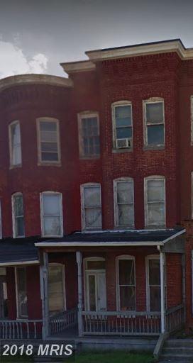 2857-W North Avenue, Baltimore, MD 21216 (#BA10135947) :: Dart Homes
