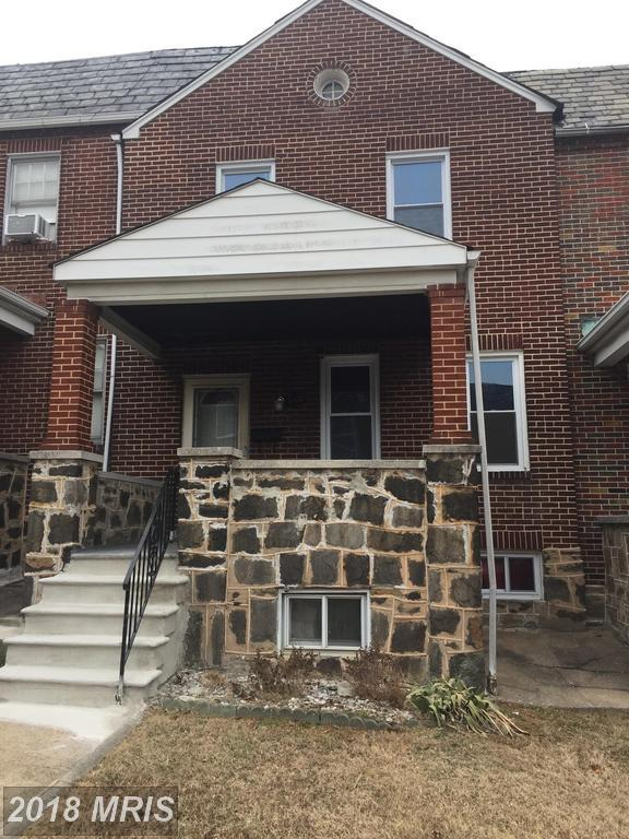 3112 Brendan Avenue, Baltimore, MD 21213 (#BA10136032) :: Pearson Smith Realty