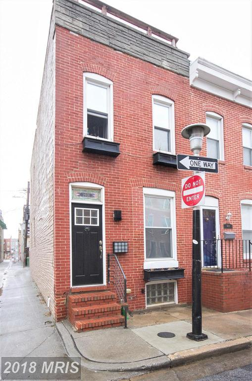 1401 Lowman Street, Baltimore, MD 21230 (#BA10136399) :: Pearson Smith Realty