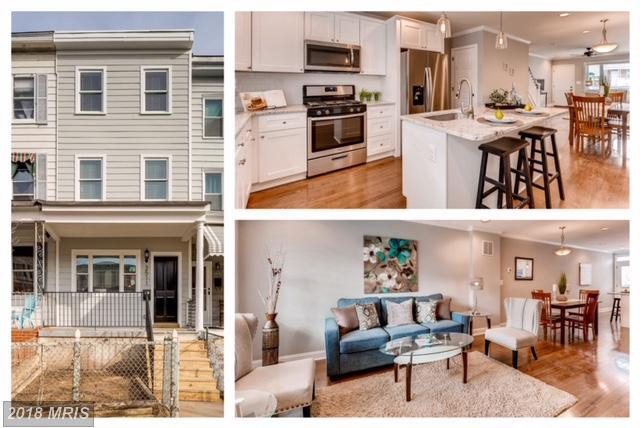 3511 Hickory Avenue, Baltimore, MD 21211 (#BA10137011) :: The Dailey Group