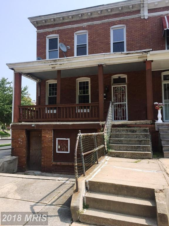 3635 Old York Road, Baltimore, MD 21218 (#BA10137023) :: Pearson Smith Realty