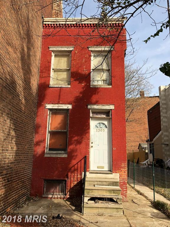 1305 Division Street, Baltimore, MD 21217 (#BA10137145) :: Pearson Smith Realty
