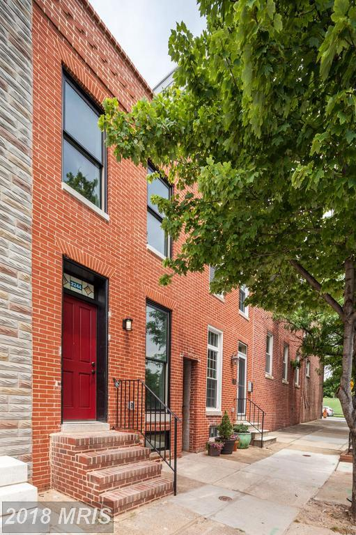 2244 Bank Street, Baltimore, MD 21231 (#BA10137450) :: Pearson Smith Realty