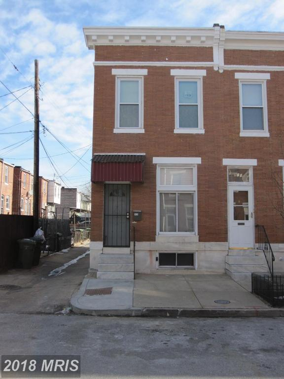833 Kenwood Avenue N, Baltimore, MD 21205 (#BA10138034) :: Pearson Smith Realty
