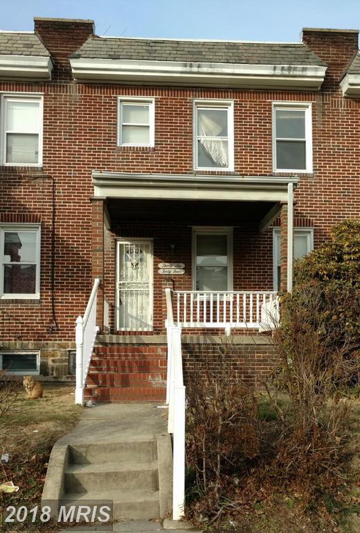 3644 Elmley Avenue, Baltimore, MD 21213 (#BA10138332) :: Pearson Smith Realty