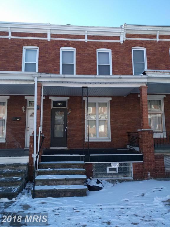 615 Mckewin Avenue, Baltimore, MD 21218 (#BA10138448) :: LoCoMusings