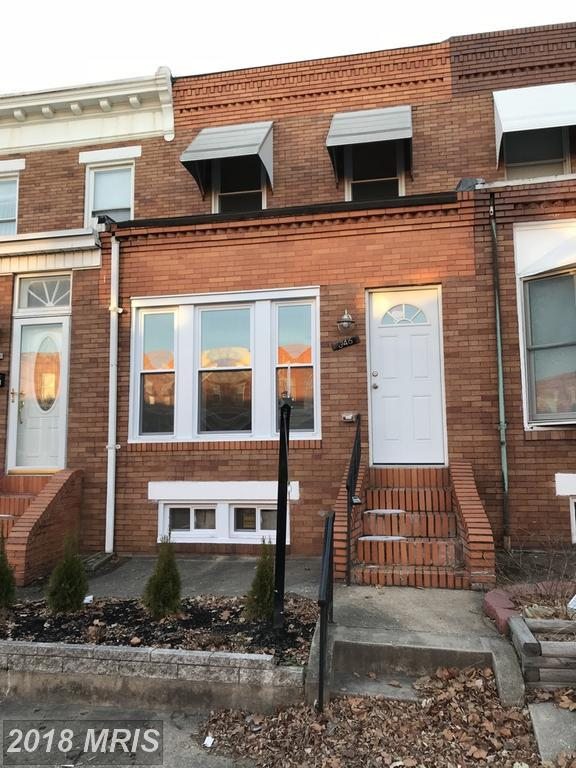 346 Drew Street, Baltimore, MD 21224 (#BA10138997) :: Town & Country Real Estate