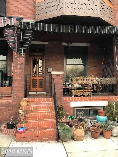 423 Ellwood Avenue S, Baltimore, MD 21224 (#BA10140304) :: The Dailey Group