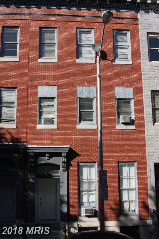 1407 Mcculloh Street, Baltimore, MD 21217 (#BA10140420) :: The Dailey Group