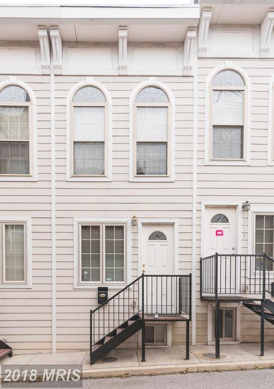 121 Duncan Street, Baltimore, MD 21231 (#BA10143904) :: SURE Sales Group