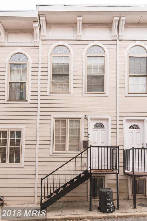 125 Duncan Street, Baltimore, MD 21231 (#BA10143915) :: SURE Sales Group