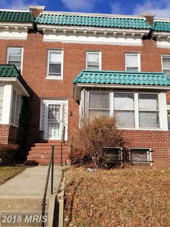 808 33RD Street, Baltimore, MD 21218 (#BA10148495) :: The Gus Anthony Team